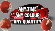Colour-Matched Car Paints