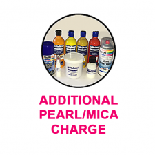 Additional Pearl/Mica Charge